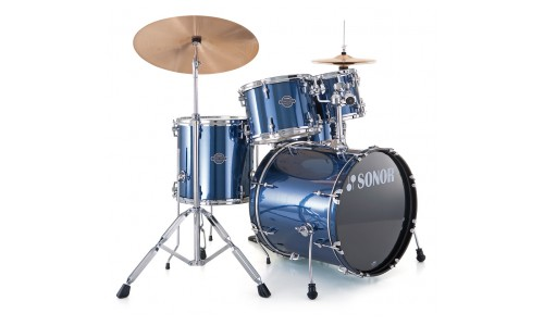 SONOR SMF11 SMART FORCE COMBO - BRUSHED BLUE