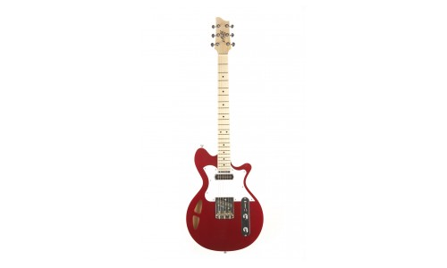 MATON MASTERSOUND MS T BYRD GHOST RED CANDY APPLE RED + ETUI