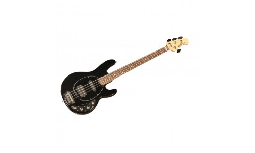 MUSIC MAN STINGRAY HS MM PALISSANDRE BLACK + ETUI