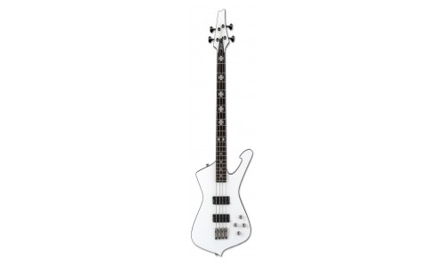 IBANEZ SDB3 PW SHARLEE D'ANGELO WHITE PERLE + ETUI