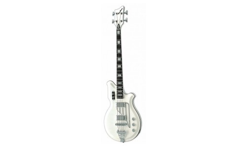 EASTWOOD AIRLINE MAP BASS 30 WHITE