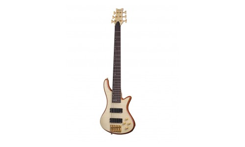 SCHECTER STILETTO CUSTOM 6 NATURAL