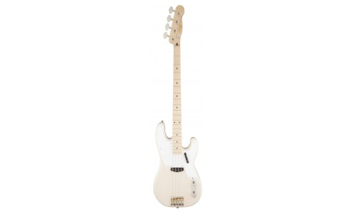 SQUIER BY FENDER CLASSIC VIBE PRECISION BASS 50'S WHITE BLONDE