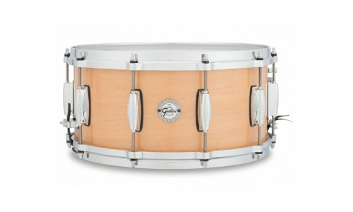 GRETSCH S1-6514-MPL - SILVER SERIES 14 X 6.5 MAPLE (ERABLE)