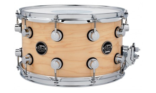 DW Drum Workshop PERFORMANCE 14 x 8 LACQUER NATUREL