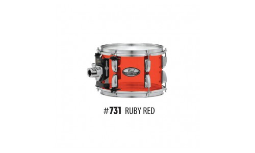 PEARL CRB1465SC-731 - CAISSE CLAIRE FFS CRYSTAL BEAT 14x6,5 ACRYLIQUE RUBY RED