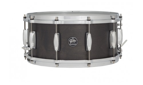 GRETSCH RN1-6514S-SB - RENOWN MAPLE 14 X 6.5 SATIN BLACK