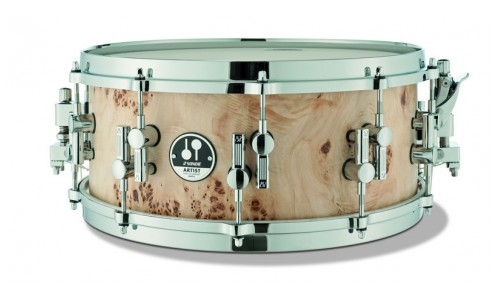 SONOR AS 12 1406 CM - ARTIST SERIES 14 X 6 ERABLE COTTONWOOD MAT