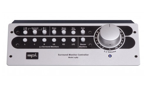 SPL SURROUND MONITOR CONTROLLER - SMC