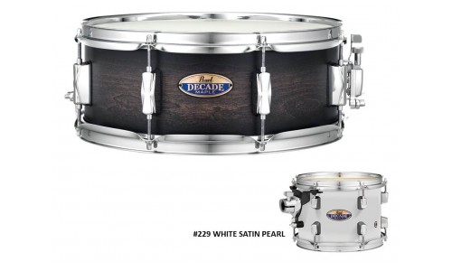 "Pearl Decade Maple 14""""x5,5"""" Snare WH"