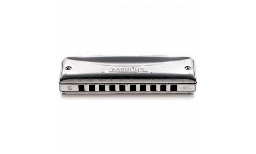 SUZUKI HARMONICA FABULOUS 20 C TEMPERE DO