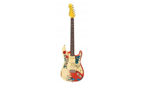 VINTAGE GUITARS V6 SUMMER OF LOVE THOMAS BLUG SIGNATURE