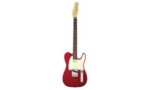 FENDER TELECASTER MEXICAN CLASSIC 60S CANDY APPLE RED + HOUSSE