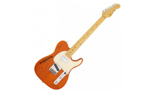 G-L ASAT CLASSIC BLUESBOY SEMI HOLLOW CLEAR ORANGE