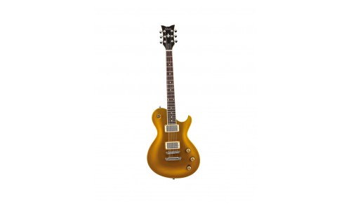 SCHECTER SOLO 6 STANDARD VINTAGE GOLD TOP