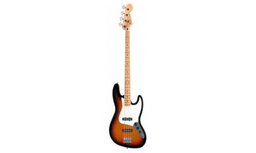 FENDER MEXICAN STANDARD JAZZ BASS BROWN SUNBURST