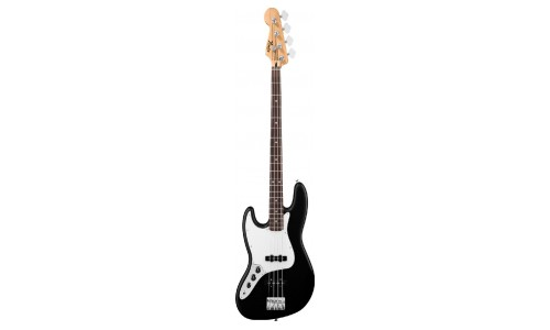 FENDER GAUCHER MEXICAN STANDARD JAZZ BASS BLACK