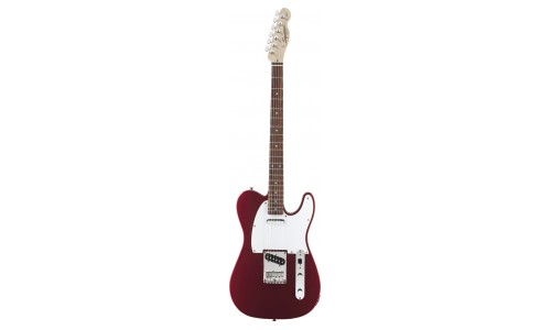 SQUIER BY FENDER TELECASTER METALLIC RED AFFINITY