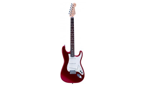 FENDER STRATOCASTER G-5A CANDY APPLE RED RN