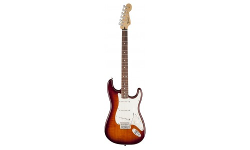 FENDER STRATOCASTER MEXICAN STANDARD PLUS TOP TOBACCO SUNBURST