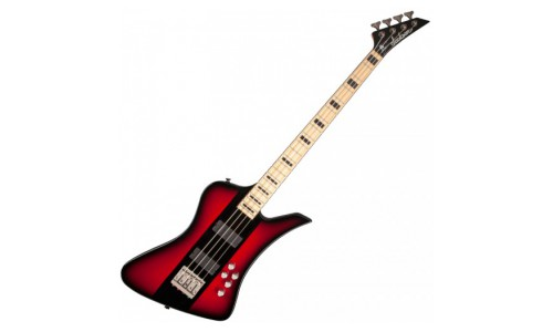 JACKSON DAVID ELLEFSON X-SERIES KELLY BIRD IV RED BURST