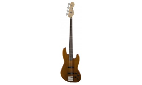 FENDER MEXICAN DELUXE JAZZ BASS ACTIVE OKOUME RW NATURAL + HOUSSE